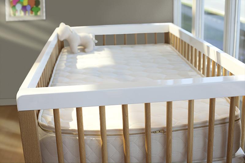 Organic Crib Mattress | Green Dream Beds | Durham, NC
