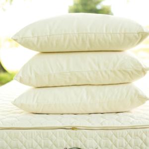 Organic Pillows | Green Dream Beds | Durham, NC