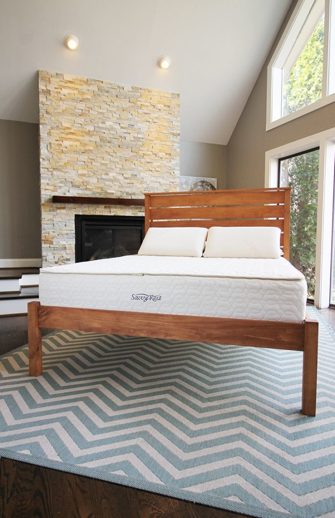 Best Selection of Savvy Rest Organic Mattresses | Green Dream Beds | Durham, NC