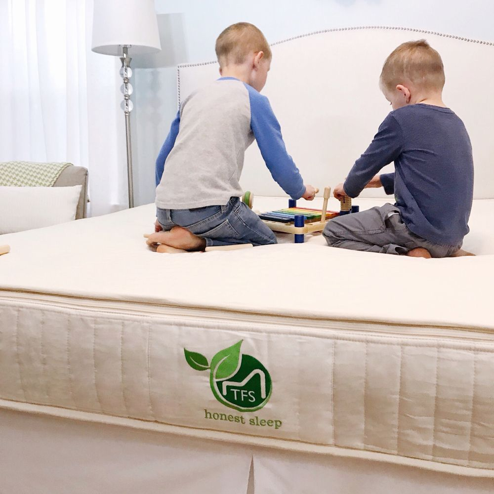 Best Selection of Honest Sleep Organic Mattresses | Green Dream Beds | Durham, NC