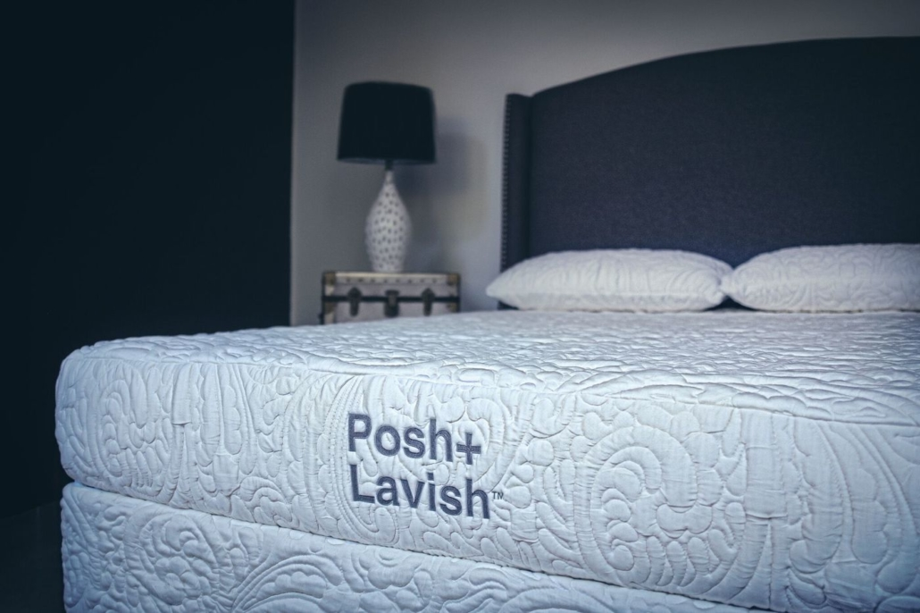 Posh+Lavish Organic Mattress | Green Dream Beds | Durham, NC