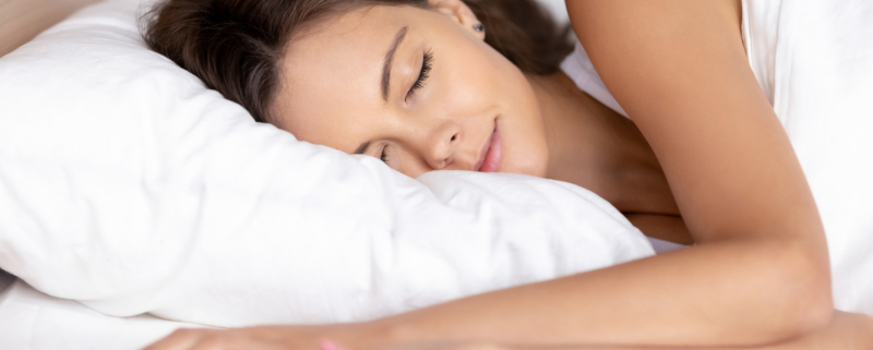 An organic pillow is made from organic materials such as organic wool