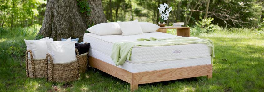 many advantages of choosing organic mattresses